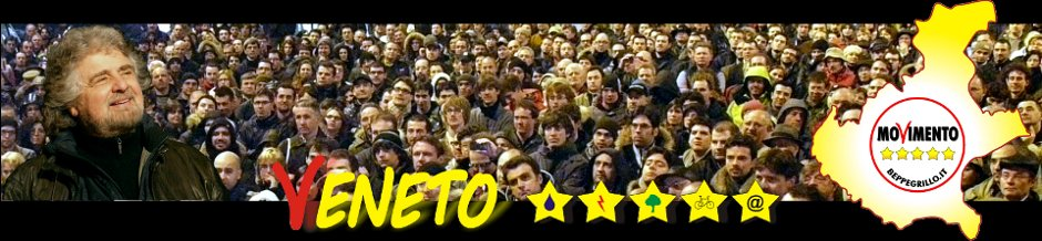 Movimento 5 stelle Veneto