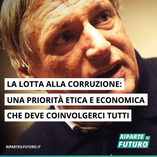 Le parole di Luigi Ciotti dopo la vittoria al Senato
