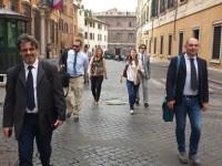 MOSE: M5S DEPOSITA ALLA CAMERA PROPOSTA PER COMMISSIONE D'INCHIESTA PARLAMENTARE