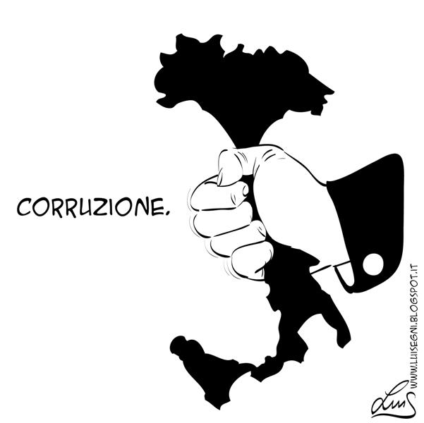 Ma chi sta ritardando l'approvazione della LEGGE anti-corruzione ? La verità: