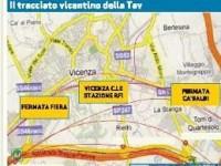 """TAV a Vicenza, firmato l'accordo , sarà nello """"sblocca-Italia"""""""