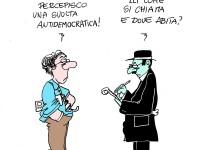 Falsità e disinformazione sulle riforme costituzionali in discussione .