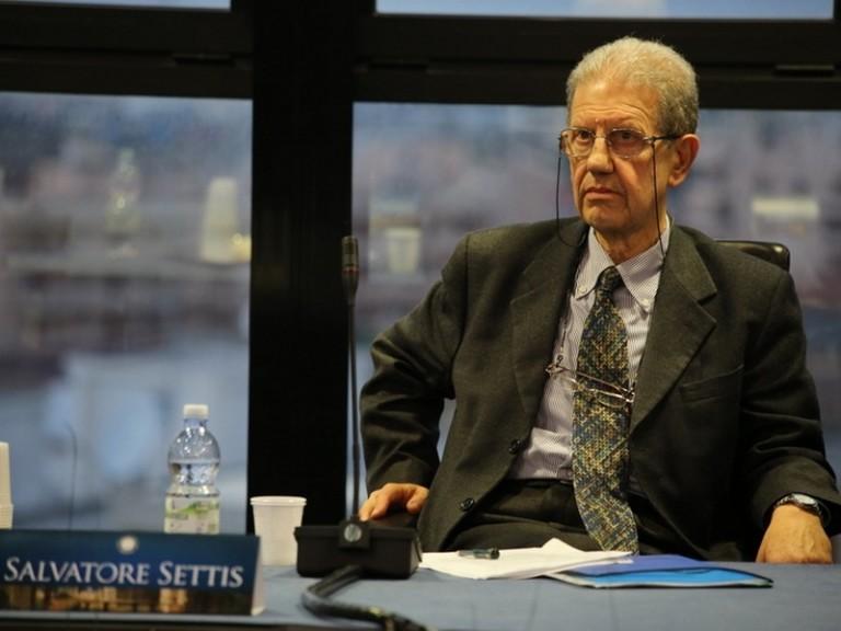 Salvatore Settis: l'Italia va disincagliata dalle secche della crisi
